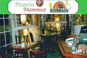 Pizzeria Mammut am Wall