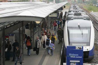 Bahnhof Wilhelmshaven