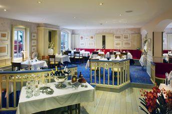 Restaurant Rüdiger`s im Hotel Pabst