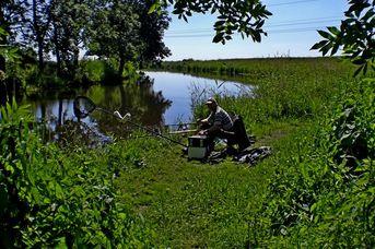 Angeln in Gewässern des Sportfischereivereins Varel