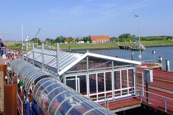 Fährverbindung Langeoog