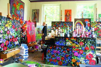 Galerie und Atelier Maya Wildevuur