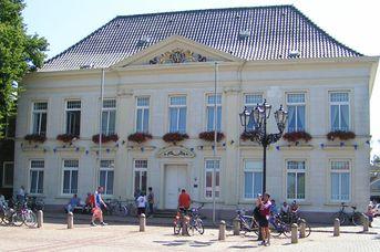 Ahnensaal im Palais von Heespen (Rathaus)