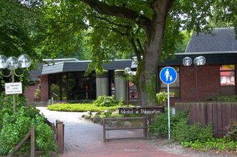Hallenbad im Palaisgarten