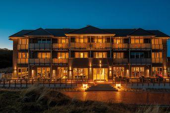 Strandhotel Sandburg