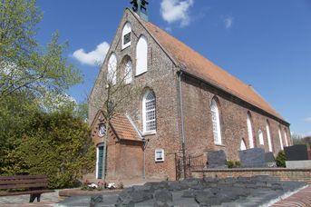 Evangelisch-reformierte Kirche Manslagt