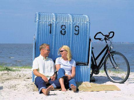 Strandleben Neßmersiel