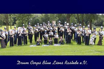 Drum Corps Blue Lions e.V.