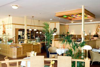 Café in der Wandelhalle