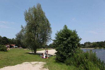 Wohnmobilstellplatz Sander See