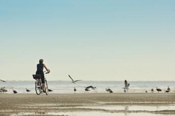 9 Tage: Radtour mit 2 Übernachtungen auf Borkum