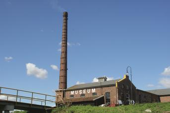 Dampfschöpfwerk (Stoomgemaal) Museum
