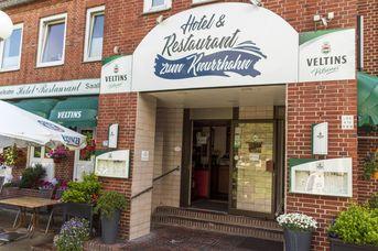 """Hotel-Restaurant """"Zum Knurrhahn"""""""