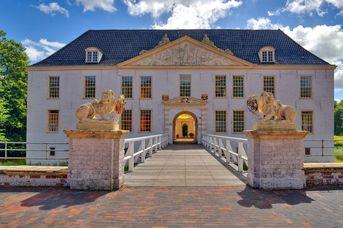 Wasserschloss Dornum