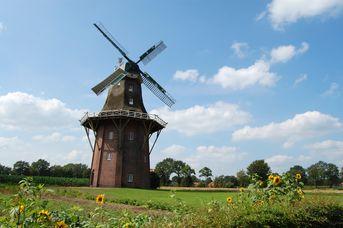 Heiraten in der Windmühle Holtland