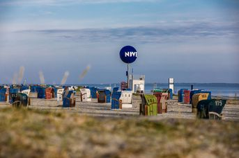 Strand Dornumersiel