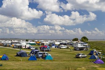 Strandcampingplatz Dangast