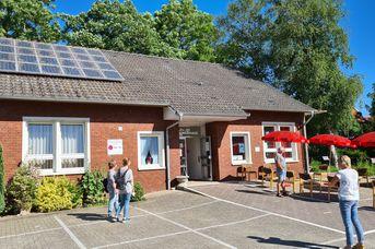 Corona-Testzentrum Gemeindehaus Greetsiel