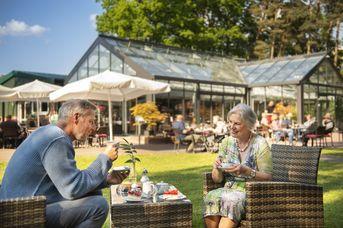 Park-Café im Rhodopark