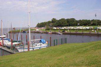 Dangaster Hafen