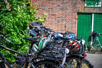 Fahrrad Tente