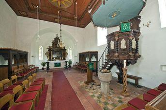 Kirche in Westerende-Kirchloog