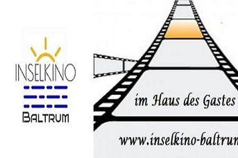 Inselkino - Das aktuelle Programm finden sie unter www.inselkino-baltrum.de bzw. auf den Plakaten - Bitte online buchen!