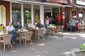 E-Bike Ladestation im Cafétje