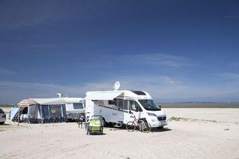 Strand- und Familiencampingplatz Bensersiel