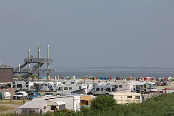 Camping am Nordseestrand