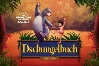 Dschungelbuch - das Musical - Neuer Termin 12.11.2021