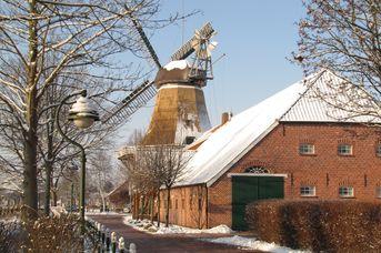 Mühle in Ostgroßefehn