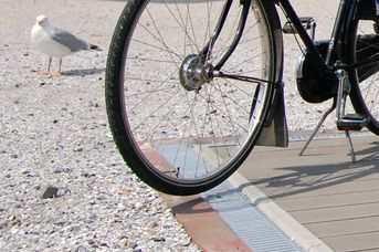 Fahrradvermieter Alfred Metz