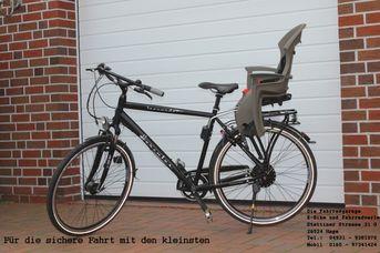 Die Fahrradgarage
