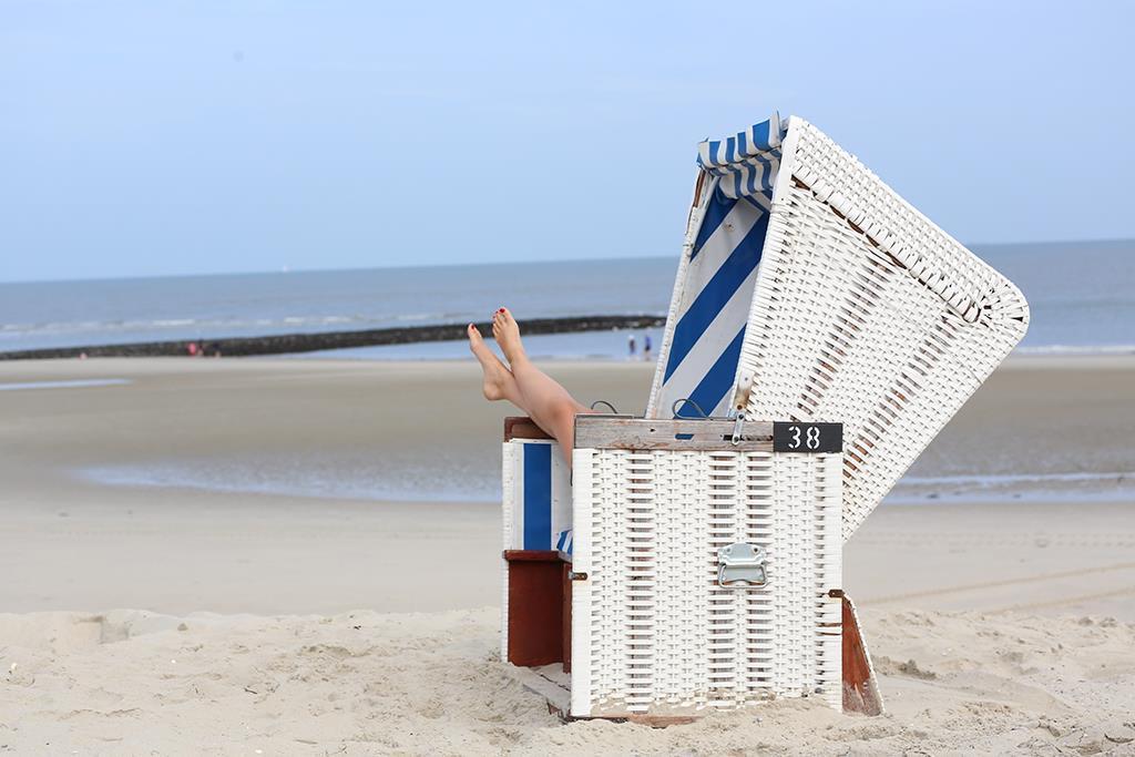 Strandkorb-Wochenende
